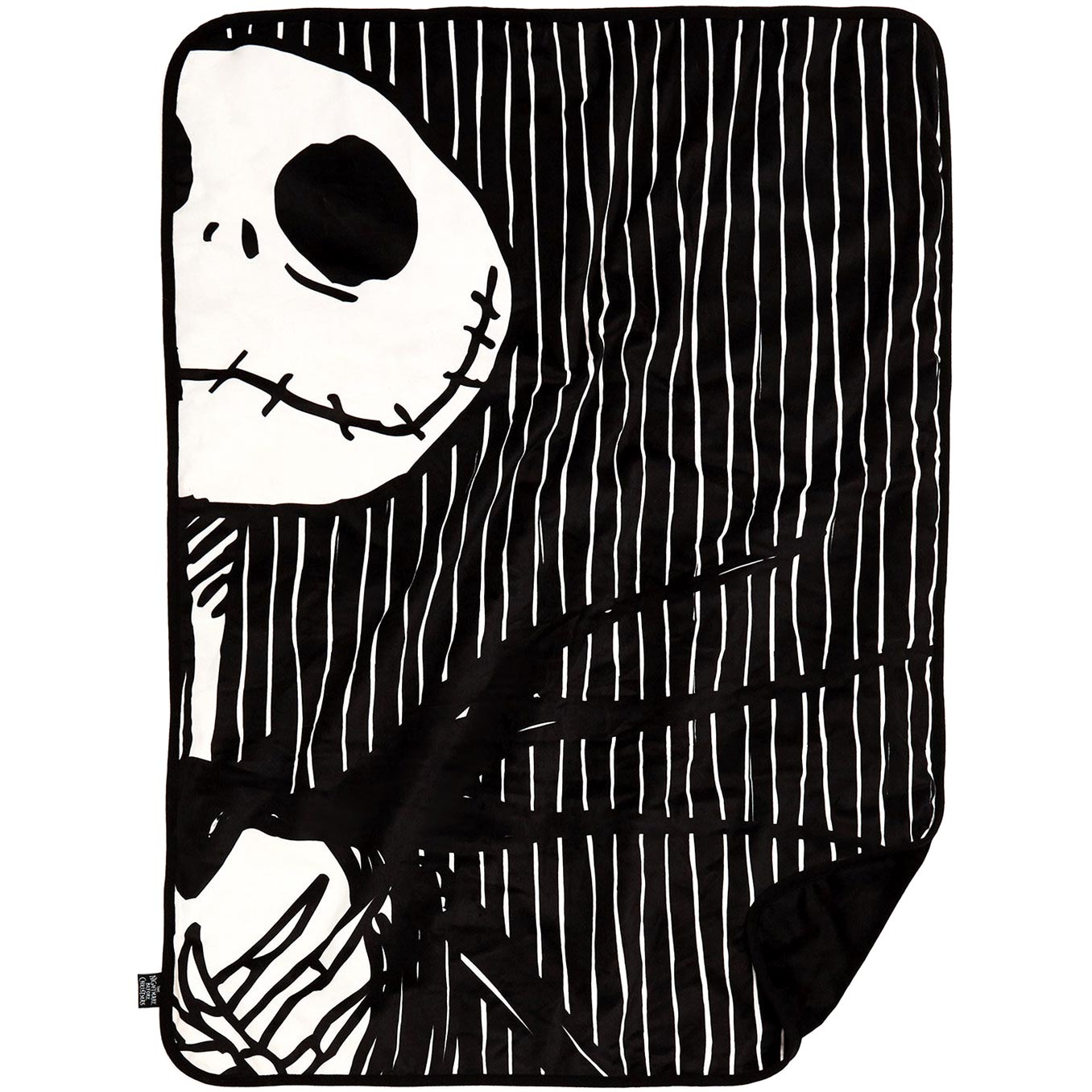 Jack Skellington Pet Throw Blanket