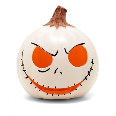 Jack Skellington Pumpkin Head Lamp