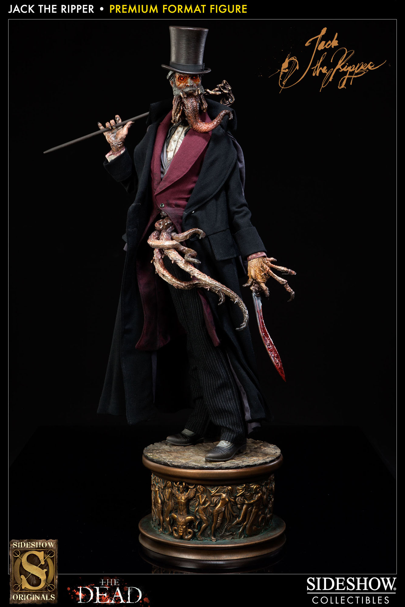 jack the ripper premium format figure