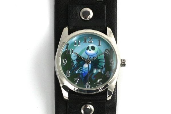 Jack's Skeleton Watch