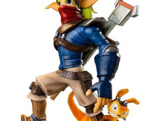 Jak and Daxter II 15-Inch Statue