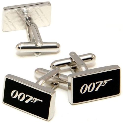 James-Bond-007-Cufflinks