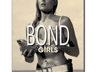 James Bond Girls Hardcover Book