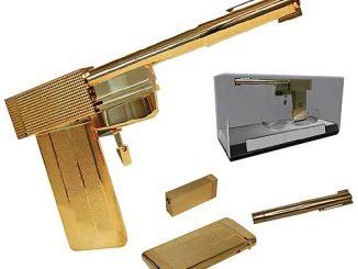 James Bond Golden Gun Limited Edition Prop Replica