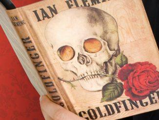 James Bond Kindle Cases