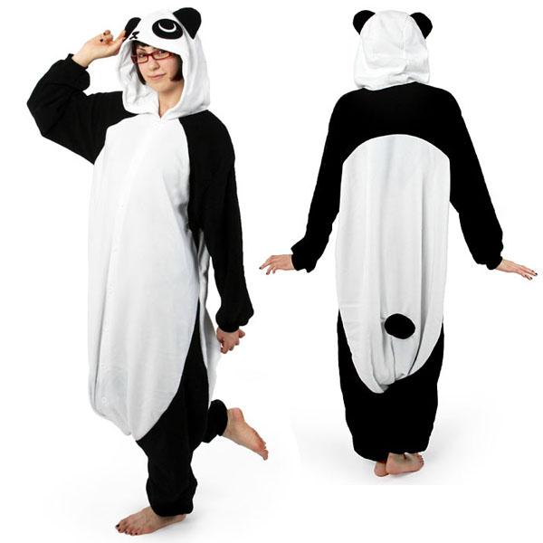 Japanese Kigurumi Cosplay Panda Pajamas