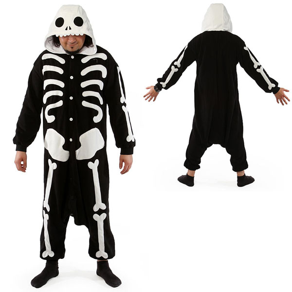 Japanese Kigurumi Cosplay Skeleton Pajamas.jpg