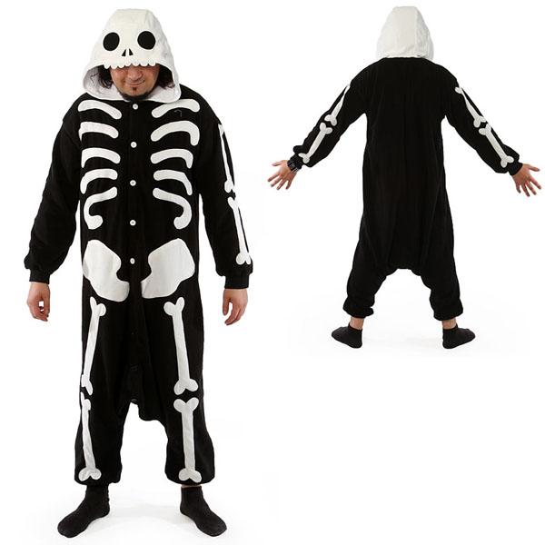 Japanese Kigurumi Cosplay Skeleton Pajamas.jpg