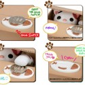 Japanese Mechanical Kitty Coin Bank Safe