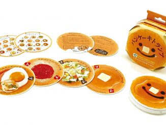 Japanese Pancake Playing Cards