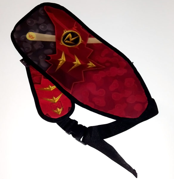 Jason Todd Robin Sling Backpack