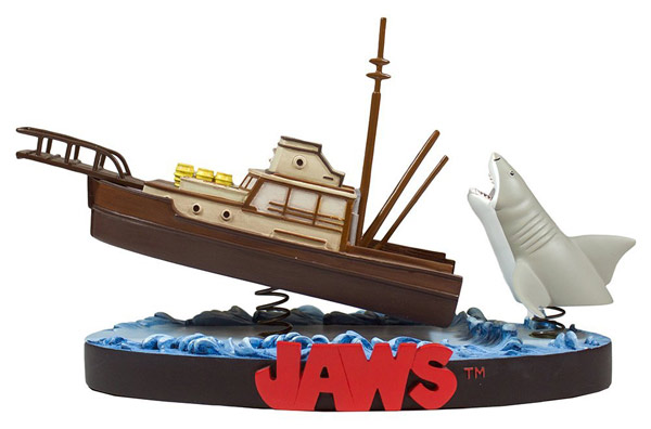 Jaws Orca Attack Motion Statue