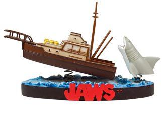Jaws Orca Attack Premium Motion Statue