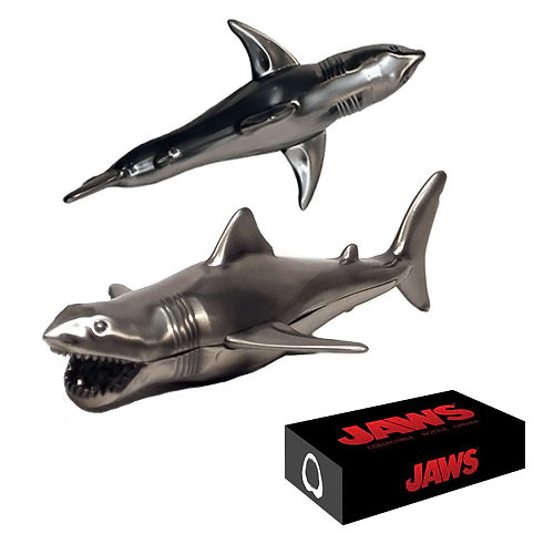 Jaws Shark Stainless Steel Bottle Opener