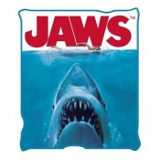 Jaws Throw Blanket