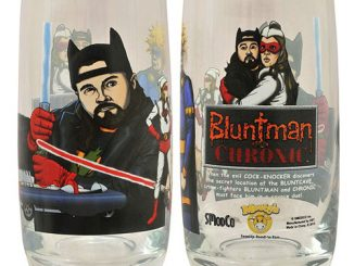 Jay and Silent Bob Bluntman and Chronic Fastfood Bluntman Tumbler