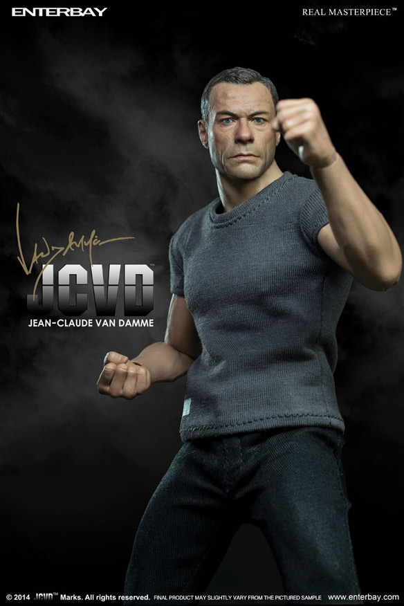 Jean-Claude Van Damme Action Figure