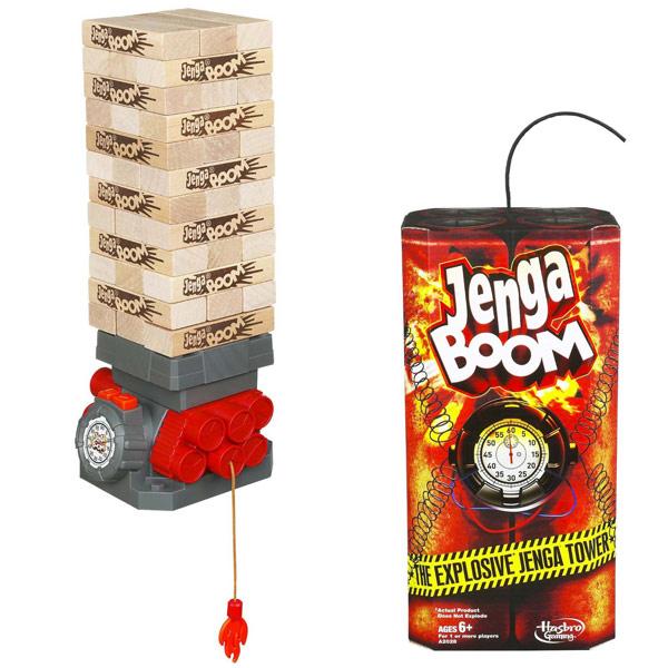 Jenga Boom Game