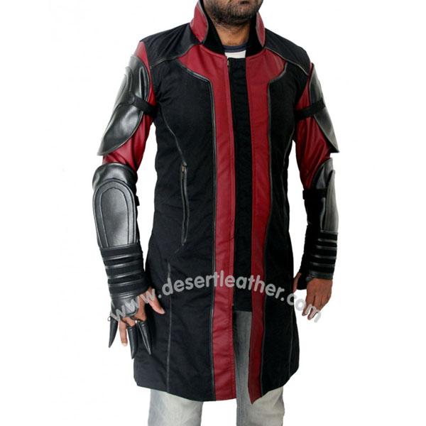 Jeremy Renner Avengers Hawkeye Coat