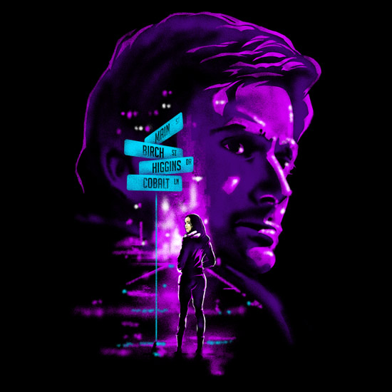 Jessica Jones Purple Man Shirt