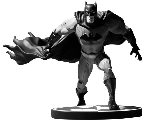 Jim Lee Batman NEW 52 Black & White Statue