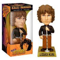 Jim Morrison Lizard King Bobble Head