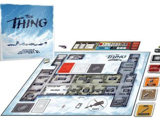 John Carpenter's The Thing Infection at Outpost 31 Board Game