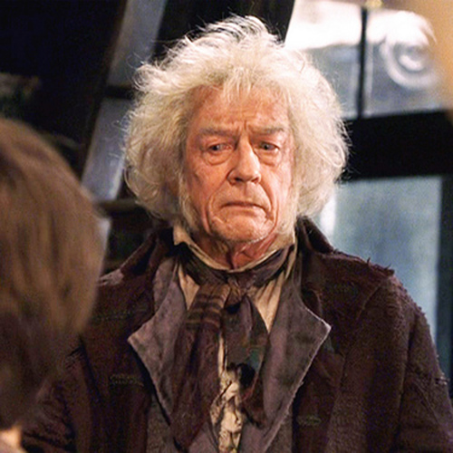 John Hurt Ollivander Harry Potter