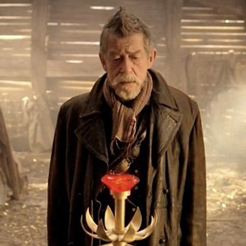 John Hurt War Doctor Doctor Who