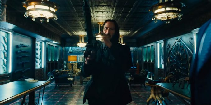 John Wick Chapter 3 Parabellum Trailer