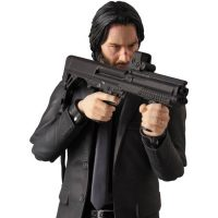 John Wick MAFEX Action Figure Aiming