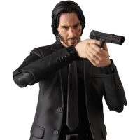 John Wick MAFEX Action Figure Handgun