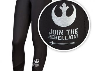 Join the Rebellion Active Leggings