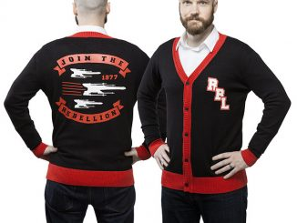 Join the Rebellion Unisex Cardigan