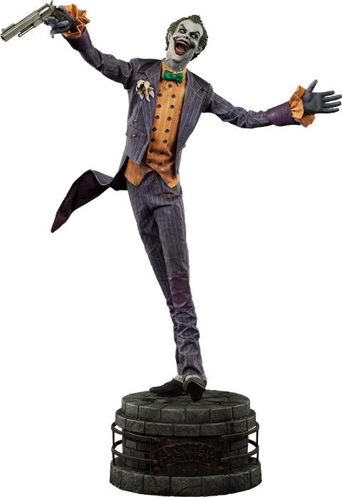 Joker Arkham Asylum Premium Format Figure