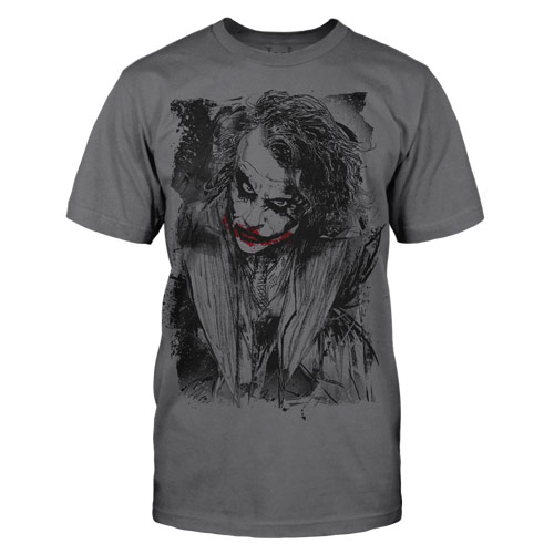 Joker Contemporary Art Shirt