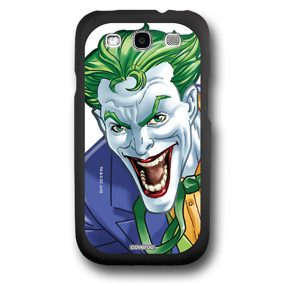 Joker Galaxy S3 Thinshield Case