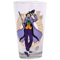 Joker Glass Toon Tumbler