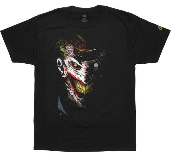 Joker Mask TShirt