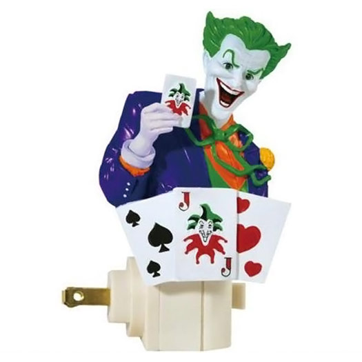 Joker Night Light