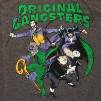 Joker Original Gangsters Group Vintage Shirt