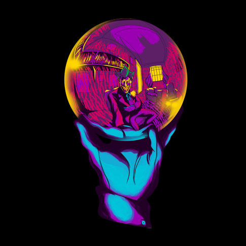 joker-self-portrait-in-a-sphere-of-madness-shirt