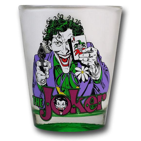 Joker-Shot-Glass