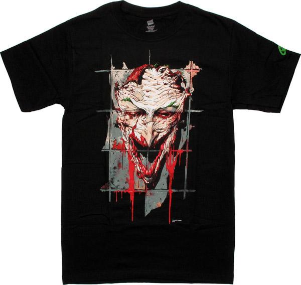 Joker Skinned T-Shirt