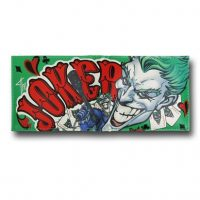 Joker Sublimated Cards Wallet