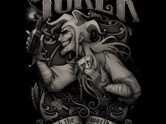 Joker Watch the World Burn T-Shirt