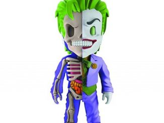 Joker XXRAY 4-Inch Vinyl Figure