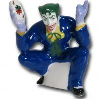 Joker in the Box Salt & Pepper Shakers
