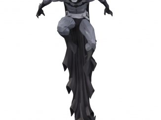 Jonathan Matthews DC Comics Batman Black and White Statue