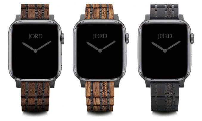 Jord Wood Apple Watch Bands